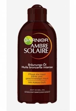 "AMBRE SOLAIRE Bräunungsöl ""Kokos"" SF2 .."
