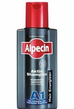 ALPECIN Hair Energizer aktiv Shamp A1 ..
