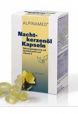 ALPINAMED Nachtkerzenöl Kaps 100 Stk