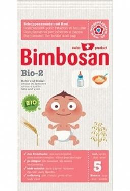 BIMBOSAN Bio 2 Hafer und Dinkel Plv re..