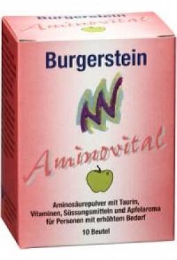 BURGERSTEIN Aminovital Plv Grapefruita..