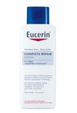 EUCERIN Complete Repair 5 % Urea 250 ml