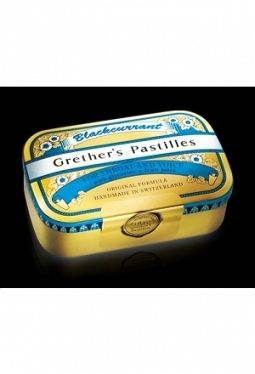 GRETHERS Blackcurrant Past 2 Ds 110 g