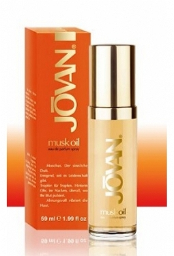 JOVAN Musk Oil Woman EdP 26 ml