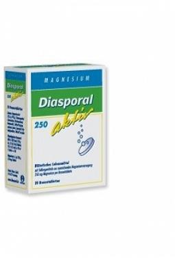 MAGNESIUM DIASPORAL Activ Brausetabl 2..