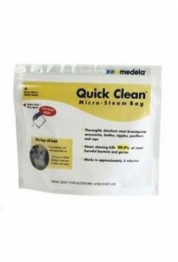 MEDELA Quick Clean Micro Steam Sterili..