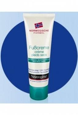 NEUTROGENA Foot Care Creme Tb 100 ml