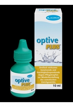 OPTIVE PLUS Gtt Opht dreifache Wirkung..