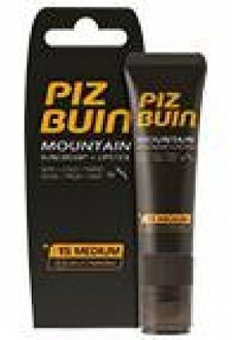 PIZ BUIN Mountain Combi SPF15 Lipstick..