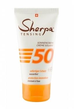 SHERPA TENSING Sonnencreme SPF 50 50 ml