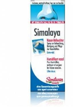 SIMALAYA Nasenbefeuchter Spray 20 ml
