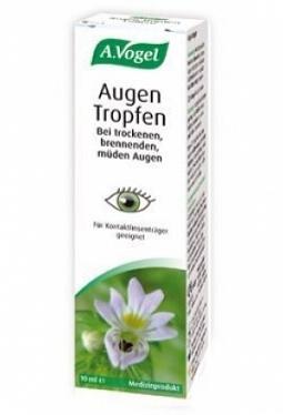 VOGEL Augen-Tropfen Fl 10 ml