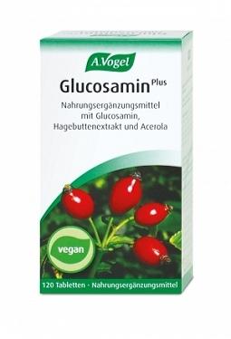 VOGEL Glucosamin Plus Tabl m Hagebutte..