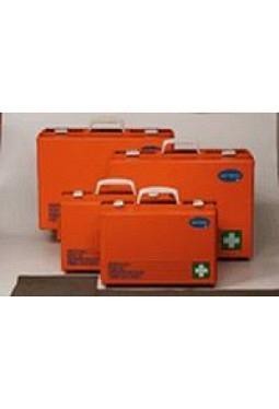 IVF VARIO 3 Verbandkoffer leer orange